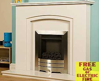 Leon marble fireplaces  Liverpool
