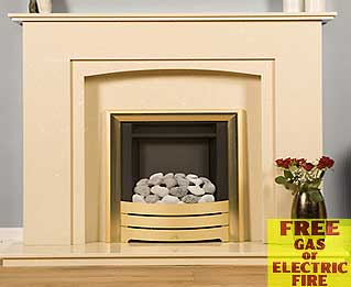 oviedo marble fireplaces  Liverpool