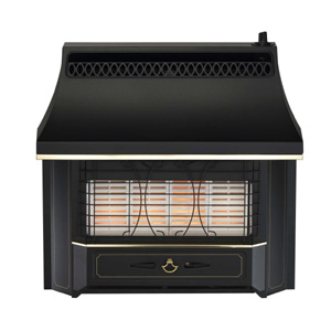 Valor Gas Fires liverpool Black Beauty