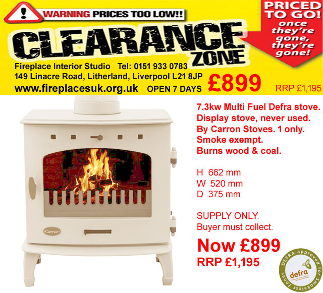 sale on stoves