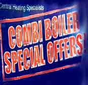 THIS MONTHS CENTRAL HEATING DEAL