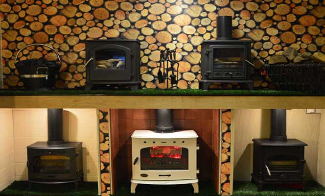 tiger stoves in Liverpool